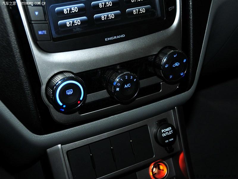 吉利帝豪ec7空调控制器