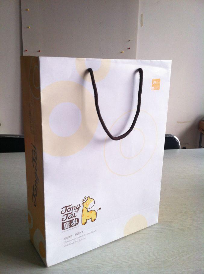 纸质手提包装袋