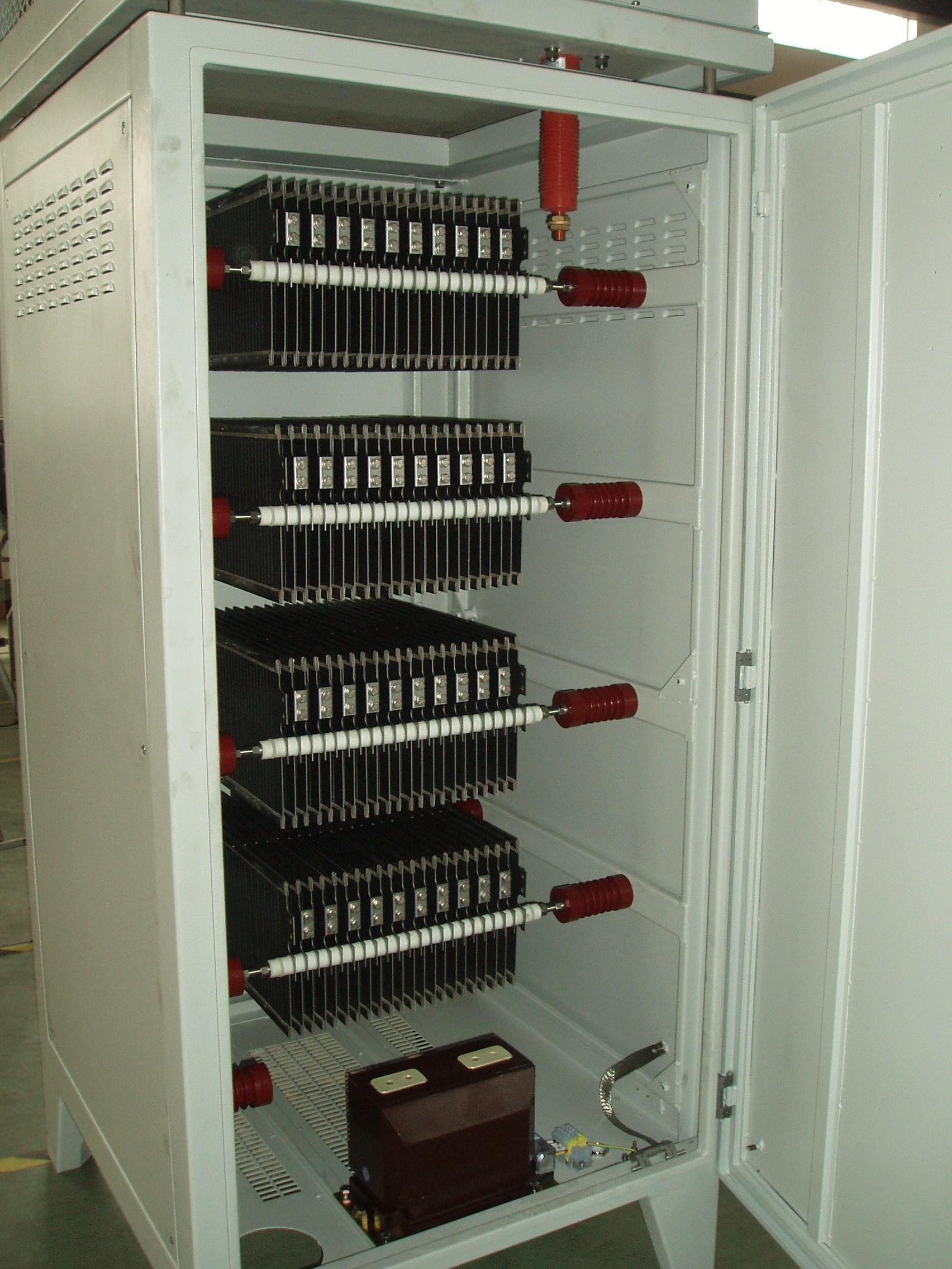 1,发电机中性点电阻柜