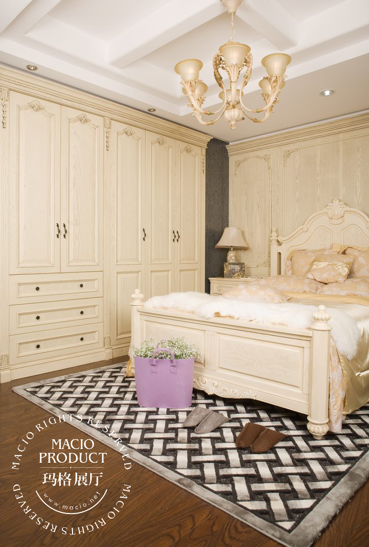 玛格定制家具《美式衣柜》图片