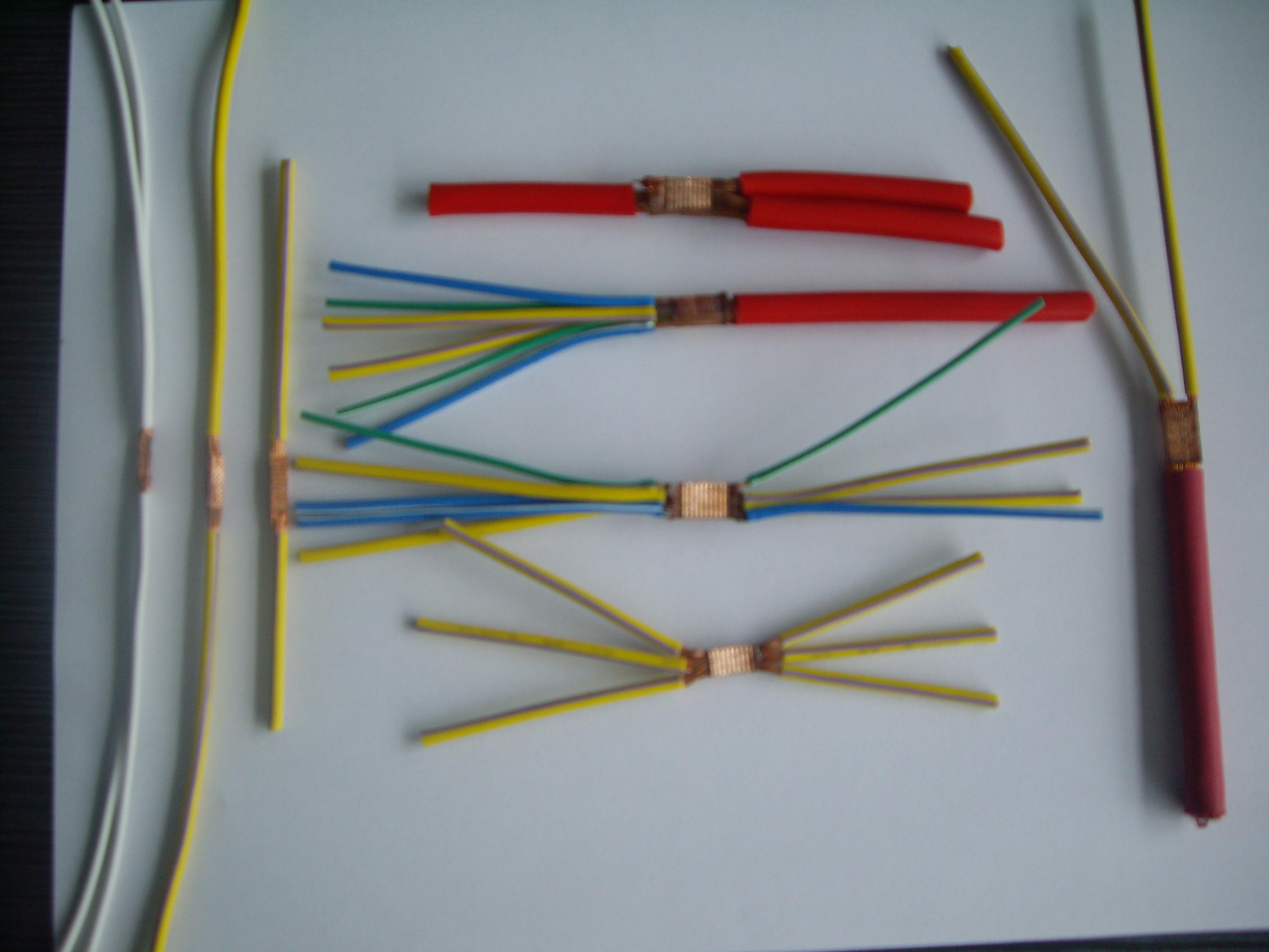 单股+多股,多股+多股)等材料的超声波焊接