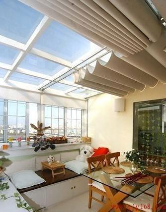 家庭阳光房设计