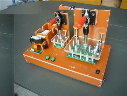 74ls90功能测试电路图