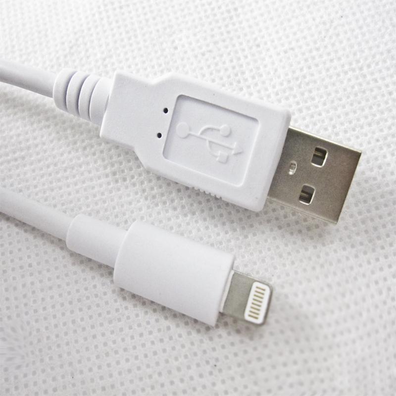 解决方案数据线缆苹果原装插头