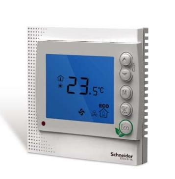 中央空调所用风机盘管两通阀以及风机盘管温控器